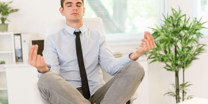 7 maneras de hacer un santuario en la oficina