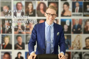7 Practical Tips Coming From The Youngest Highest Paid Internet Consultant In The World