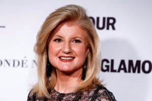 Arianna Huffington to Leave Huffington Post