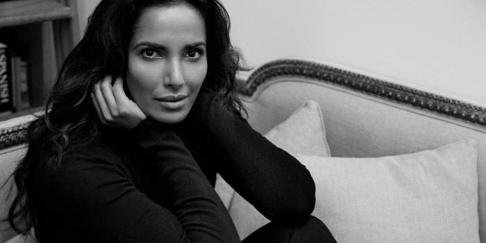 'I Have No Portion Control!' Padma Lakshmi's Eating and Business Plan