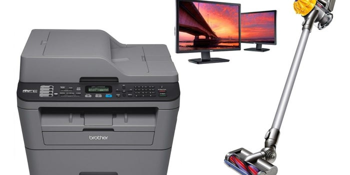 Get Nearly 50 Percent Off This Brother Multi-Function Laser Printer, Plus More Great Deals