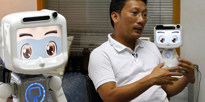 To Deal With an Aging Population, Thailand Businesses Bet on Demand for Robots and Diapers