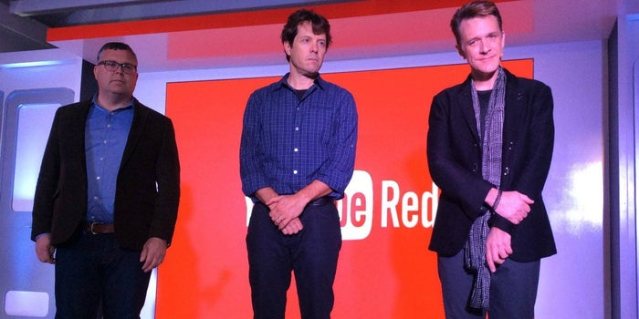YouTube le declara la guerra a Netflix con series exclusivas y videos sin anuncios