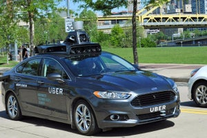 Self-Driving Ubers to Pick Up Pittsburgh Passengers 'Soon'