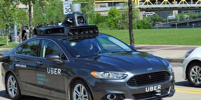 Self-Driving Ubers to Pick Up Pittsburgh Passengers 'Soon'