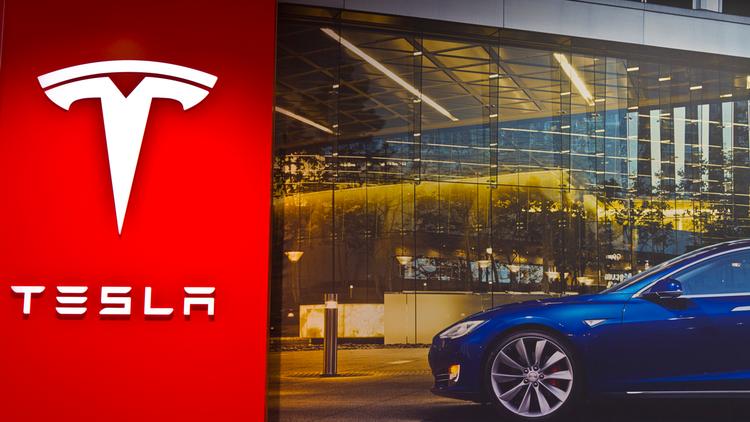 Tesla Model S se incendia en prueba