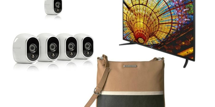 Get a Dell 4K HDTV for $700, 60 Percent Off Satchels and More Deals