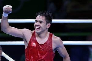 El boxeador mexicano que conquistó un bronce en Río 2016