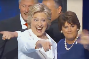 Brain Break: Bad Lip Reading Takes on Hillary and the Democrats