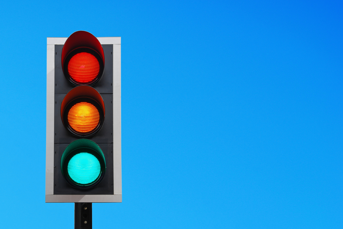 how to rewire a traffic light for home use