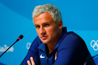 Lyin' Lochte Is Stripped of His Speedo. I Can Relate.