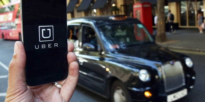 Uber to Let Londoners Book Journeys Weeks in Advance