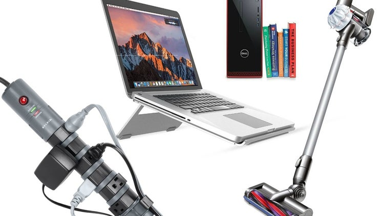 Save Nearly 50 Percent on This Dell Inspiron Desktop, Belkin Surge Protectors, and More Deals