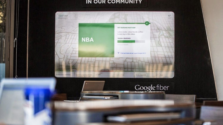 Google Fiber Team Looks to Cut Costs, Staff