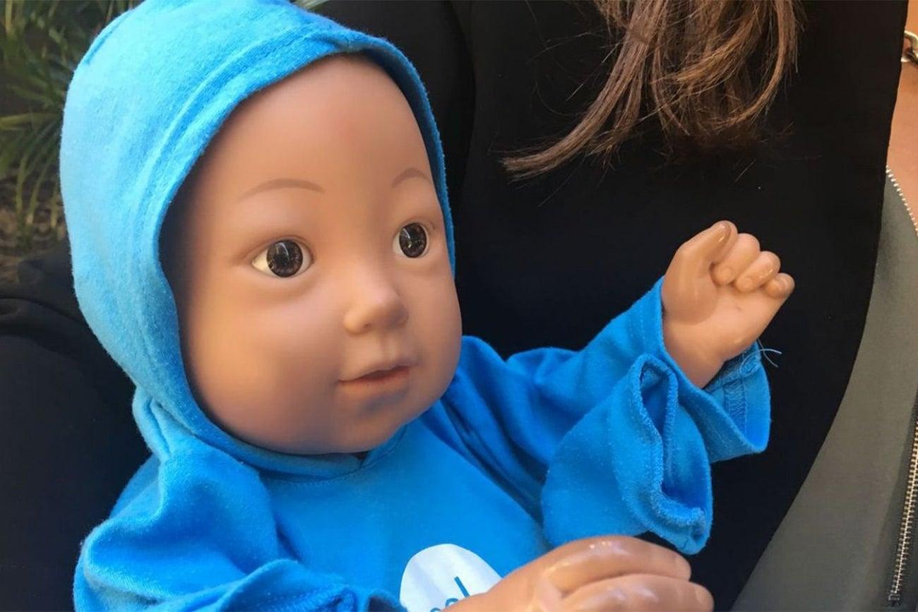 Robot Babies Do Not Curb Teen Pregnancy-7967