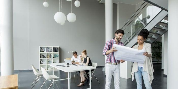 Open spaces: la nueva generación de oficinas