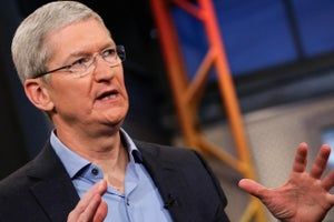 Tim Cook Attacks EU's Tax Bill in a Scathing Letter