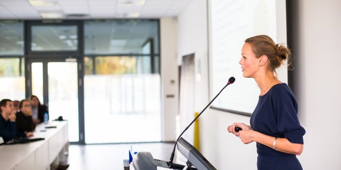 Why You're Not (Yet) a Great Public Speaker (and 5 Things to Do About It)