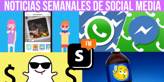 """Social.FM: Cómo """"hacerla en gigante"""" en redes sociales"""