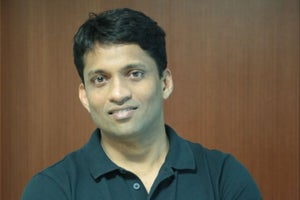 Charting the International Route at BYJU'S