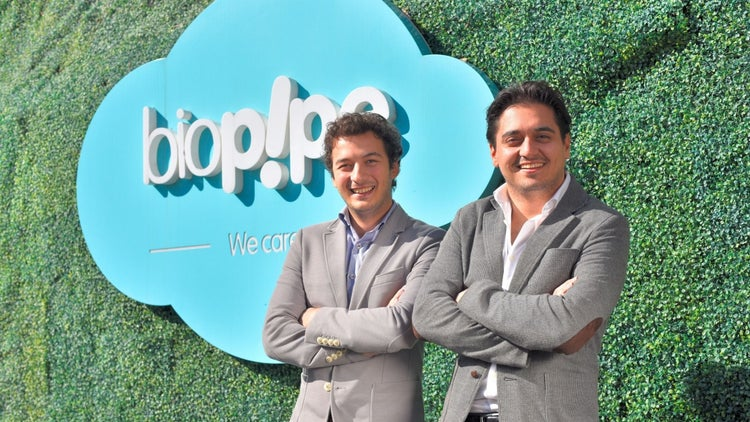 Startup Biopipe's Biological Pipes Aim To Promote Sustainable Water Treatment