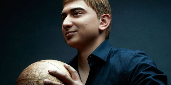 Cómo un joven CEO por fin cumplió su sueño de llegar a la NBA