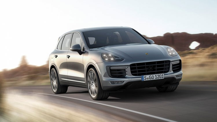 'Trep's Choice: The Porsche Cayenne Turbo