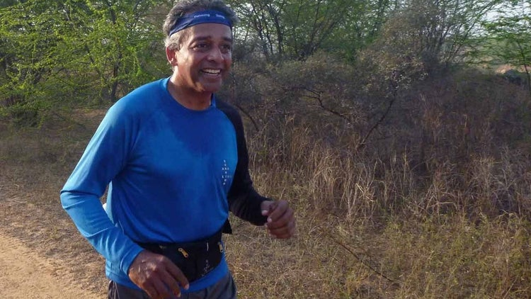 He's 'Running' His business And 'Living' His Passion, Literally!