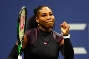 The World's Biggest Serena Williams Fan Is a Computer