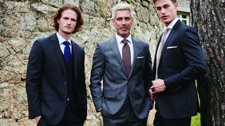 The Executive Selection: Sacoor Brothers