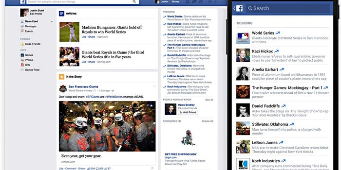 Another Fake Story Appeared in Facebook's Trending News