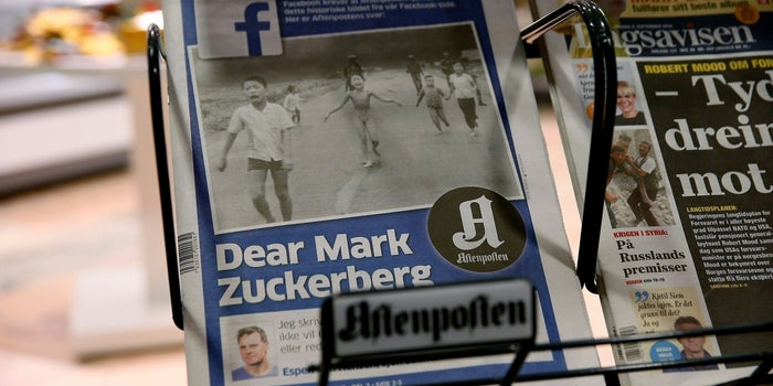 Facebook Says It Will Learn From Vietnam Photo Mistake
