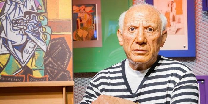 Los 3 secretos de la creatividad de Pablo Picasso