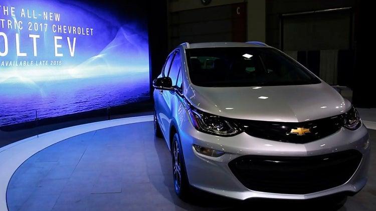 GM Says the Bolt EV Will Have a 238-Mile Range, More Than Tesla's Model 3