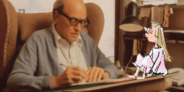 5 Lessons About Taking Risks From the Works of Roald Dahl