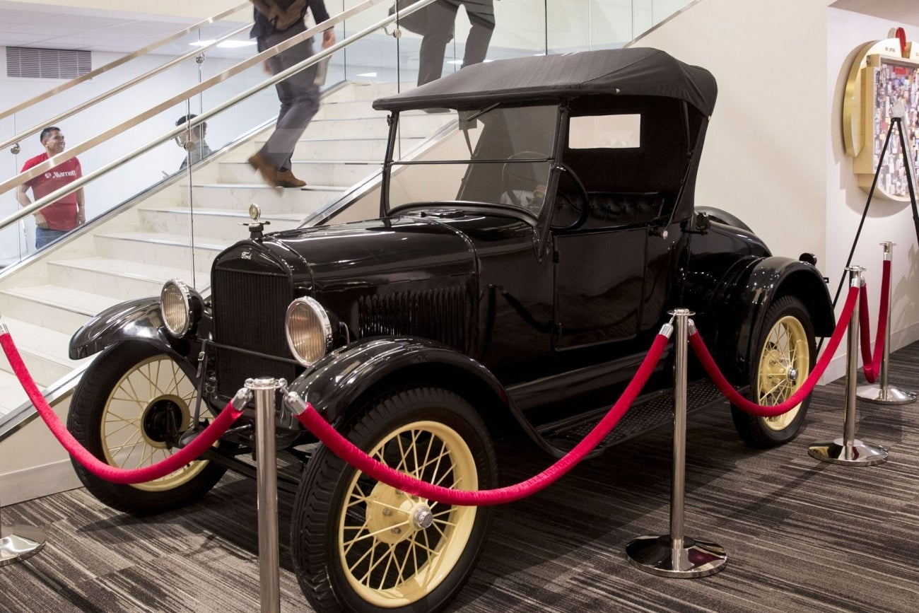 How Ford Created a Huge Market by Lowering its Prices & Ford Created a Huge Market by Lowering its Prices markmcfarlin.com