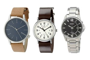 Watch Deal Alert: How to Update Your Timepiece Game, No Matter Your Budget