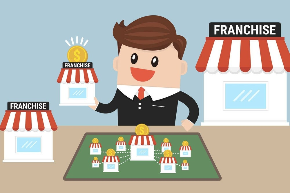 Offer your business as a franchise or business opportunity