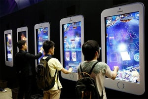 Nintendo May Be the Talk of the Town, But It's Nowhere to Be Found at Tokyo Game Show