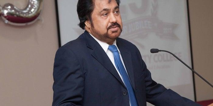 Sky-High Ambitions: Skyline University College Founder And President Kamal Puri