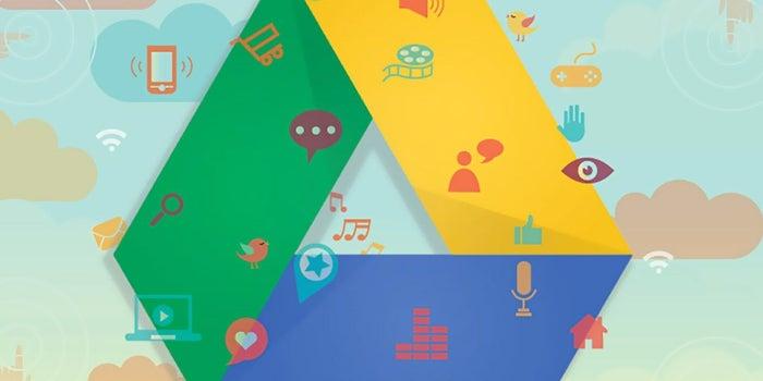 Search Like You Talk on Google Drive