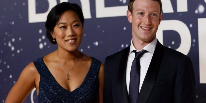 Chan Zuckerberg Initiative Pledges $3 Billion to Curing and Managing Disease
