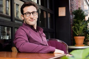 Don't Miss Our Facebook Live Chat With Inspirational Speaker Simon Sinek