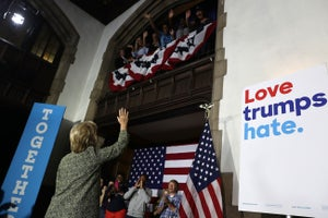 Here's What Brands Can Learn From Hillary's Grassroots 'Differentiator'