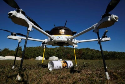 UPS Launches U.S. Drone Test Flights for Urgent Medical Deliveries