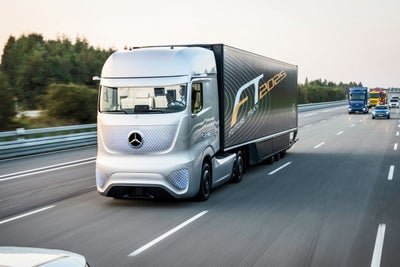 What Self-Driving Trucks Could Mean For Your Next Delivery