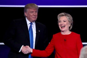 Who Won the Debate? Entrepreneur Readers Make the Call.