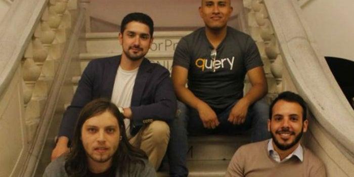 Query, los emprendedores que conectan hackers con empresas