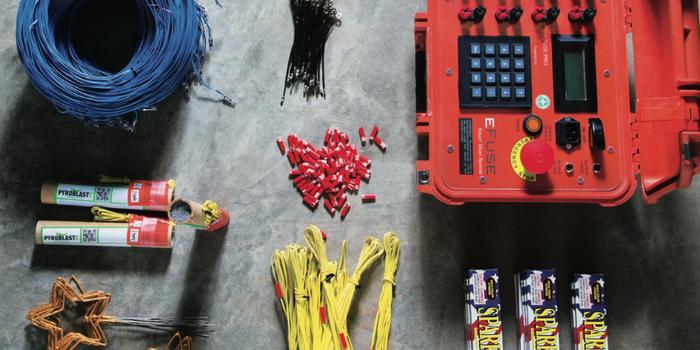 La empresa zacatecana que lleva la robótica a los fuegos artificiales