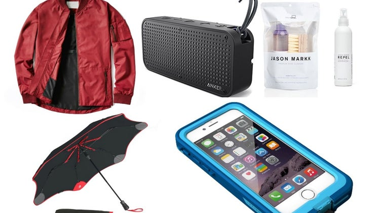 5 Deals to Keep You Dry and Stylish This Autumn